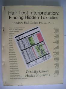 Hair Test Interpretation - Andrew Hull Cutler PhD PE