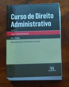 CURSO DE DIREITO ADMINISTRATIVO VOL 2 - Diogo Freitas do Amaral