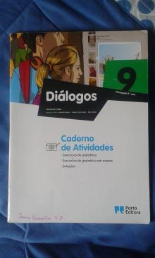 Diálogos (caderno de atividades) - Fernanda Costa