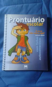 Prontuário Escolar - António Mota