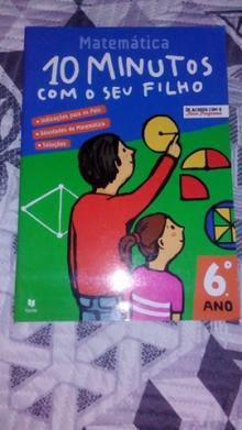 Matemática - 10 minutos com o seu filho - Maria Irene Segurado e Re...