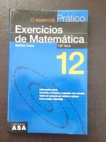 Exercícios de Matemática - Belmiro Costa