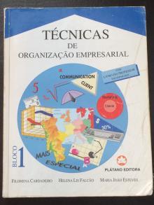 Técnicas de Organização Empresarial - Filomena Cardadeiro, Hele...