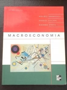 Macroeconomia - Rudiger Dornbusch, Stanle...