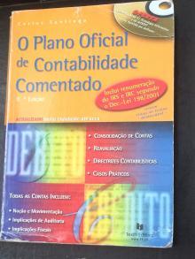 O Plano Oficial de Contabilidade Comentado - Carlos Santiago