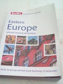 Guia de conversação em inglês de idiomas da Europa do leste - Vários autores
