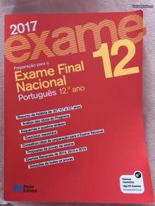 Preparação para o exame final nacional português - 2017 - Porto Editora