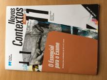 Filosofia 11.º ano. Novos Contextos. O Essencial para exame - José Ferreira Borges