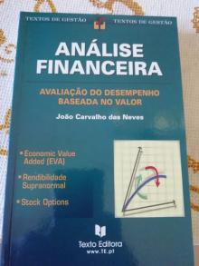 Análise Financeira-Avaliação de Desempenho - NOVO - João Carvalho das Neves
