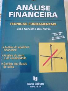 Análise Financeira- Técnicas fundamentais - NOVO - João Carvalho das Neves