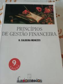 Principios de Gestão Financeira - H.Caldeira Menezes