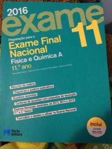 Preparação Exame Física e Química A - Maria Elisa Arieiro