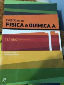 Exercícios de Física e Química A - Rafaela Prata