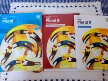 Novo Plural 8 português - Manual, caderno de atividades e guião de leitura - Elisa Costa Pinto