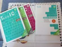 TecnIC 7 e 8 TIC - volumes 1,2,3 e caderno de atividades - Ana Paula Tavares