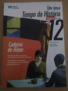 Um Novo Tempo da Historia - Célia Pinto da Costa, Ma...