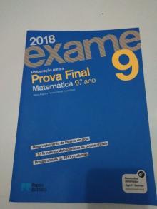 Preparação para exame matemática - Maria Augusta Ferreira ne...