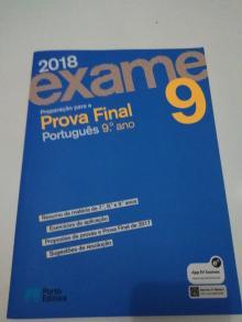 Preparação para exame português - Desconheço
