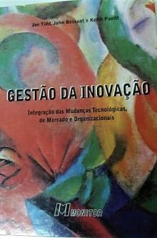 Livro Gestao da inovação - de de John Bessant, Keith...