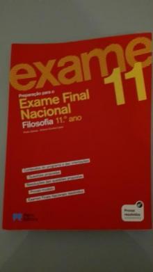 Preparação para exame final nacional de Filosofia 11º ano - Pedro Galvão e antónio ...