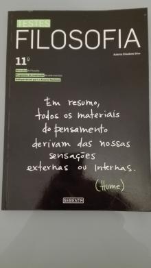 Testes Filosofia 11º ano - Elisabete Silva