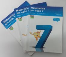 Matemática em ação 7 (7º ano - Matemática) - Iolanda Centeno Passos e ...