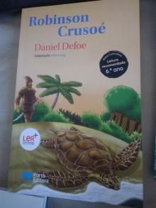 Robinson Crusoé - Daniel Dafoe