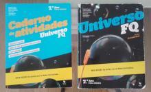 Universo FQ 7 - C.F.Q. 7º ano Nova Edição - Carla Morais, Carlos Fiol...