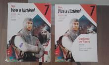 Novo Viva a História! 7 - Cláudia Pinto Ribeiro, C...