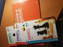 xeqmat12 + caderno de atividades - Cristina Viegas