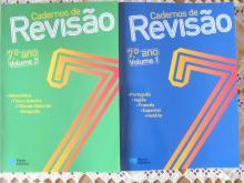 CADERNOS DE REVISAO VOL1 e 2 - Professores 7ano