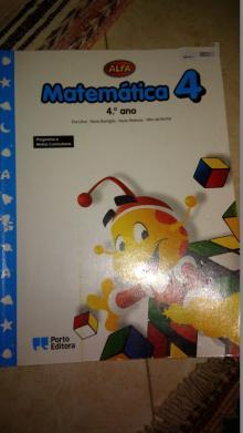 ALFA Matemática 4 - Eva Lima