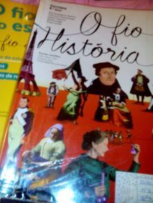 O Fio da História 8 - Ana Rodrigues Oliveira