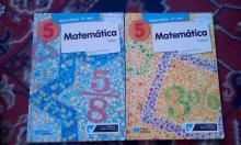 Matemática 5 parte 1 e 2 - Maria Augusta Neves/Luís...