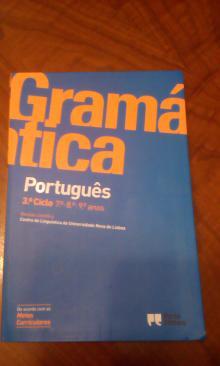 Gramática Português 3 ciclo - Sofia Rente