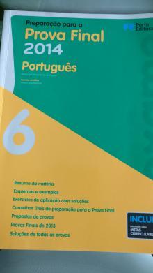 Prova Final Português - Maria da Conceição Sous...