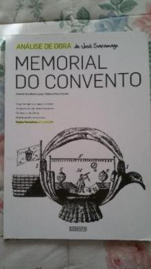 Memorial do Convento - Análise da Obra 12º Ano - Ana Maria Lucas