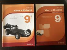Viver a historia + caderno de atividades - Helena neto