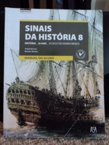 Sinais da História - 8ºAno - Aníbal Barreira, Mendes ...