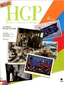 HJP História e Geografia de Portugal - Ana oliveira e Francisco ...