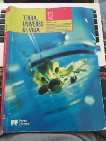 Terra, Universo De Vida ,Biologia - Amparo da Silva, Maria Sa...