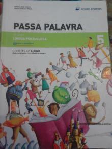 Passa Palavra 5 —Português - Maria José Costa