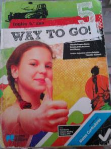 Way to go!—inglês 5 - Claudia Regina Abreu