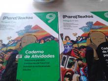 Para Textos 9(caderno atividades)português - Ana Miguel de Paiva