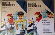 Des crêpes et des baguettes - Francês - Nível 1 - A1.2 - 7.º Ano - Ana Gueidão