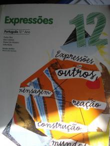 Portugues Expressões 12+ caderno de apoio - Pedro Silva