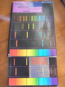 Química em Contexto - Física e Química A 10º Ano + Caderno de Actividades