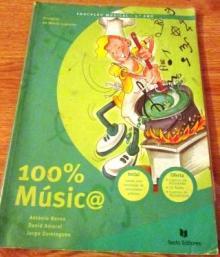 100% Músic@ (Educação Musical) - António Ne