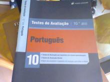 Testes de avaliação 10ºano português - Porto editora