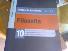 Testes de avaliação 10ºano filosofia - Porto editora